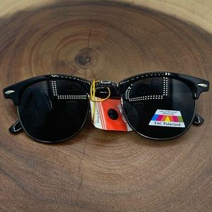 Classic Vintage Style Polarized Sunglasses